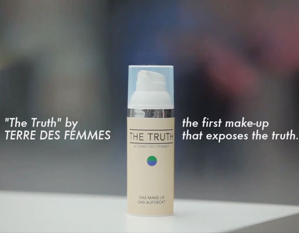 , The Truth par Terre des Femmes : Maquillage Contre la Violence Conjugale (vidéo)