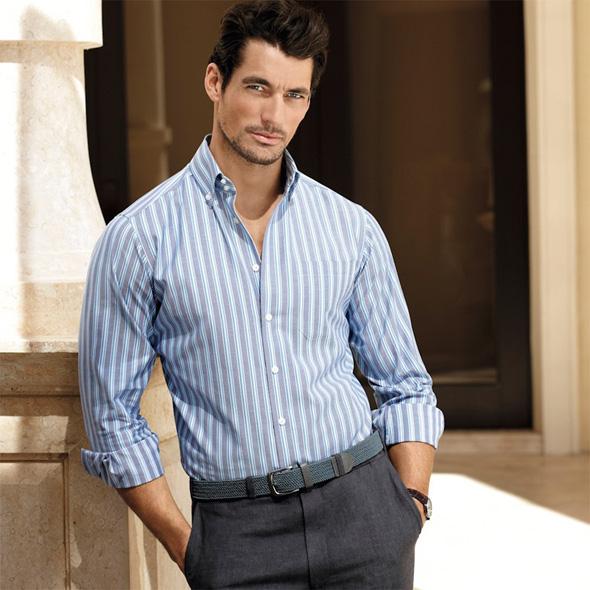 , Marks & Spencer Collection Italie Homme Ete 2013 avec David Gandy