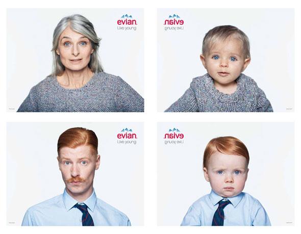 3 Evian Baby Me SS Ete 2013 Pub Ad 750 x 584 MaxiTendance com - Campagne Evian Baby & Me 2013 : Une Pub Rajeunissante (vidéo)