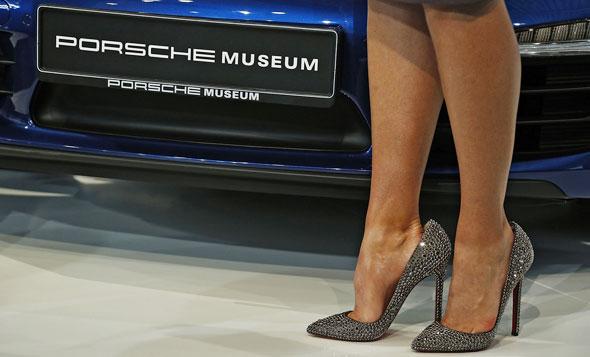 Porsche Maria Sharapova, Porsche Recrute Maria Sharapova comme Ambassadrice