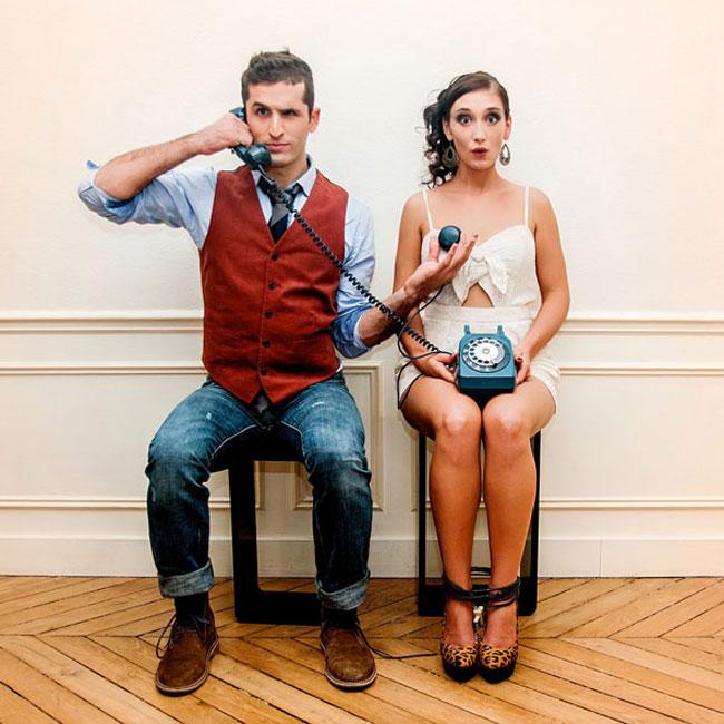, Alice et Marc de KIZ Musique : La Bonne Humeur Musicale