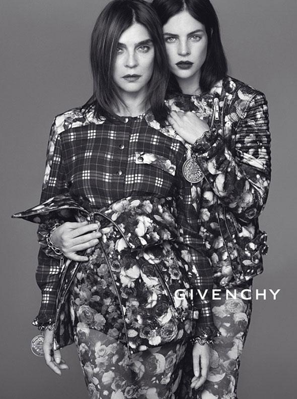 , Givenchy Automne Hiver 2013 2014 : Une Campagne entre Amis