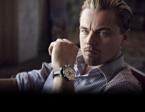 , Montre TAG Heuer Carrera 1887 : 50e Anniversaire avec Leonardo DiCaprio