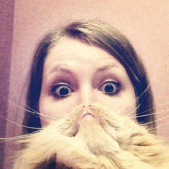 , Cat Beard : Le Phenomene Chat «Barbe» et leurs Maitres et Maitresses