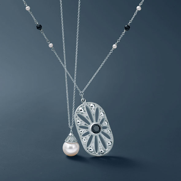 collection bijoux great gatsby tiffany, Collection de Bijoux Gatsby par Tiffany & Co avec Arizona Muse