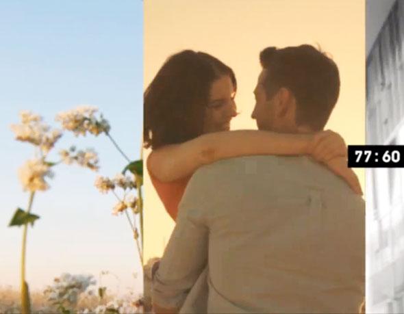 , Pub Getty Images «85 Seconds» par AlmapBBDO : 105 Videos pour un Spot Romantique
