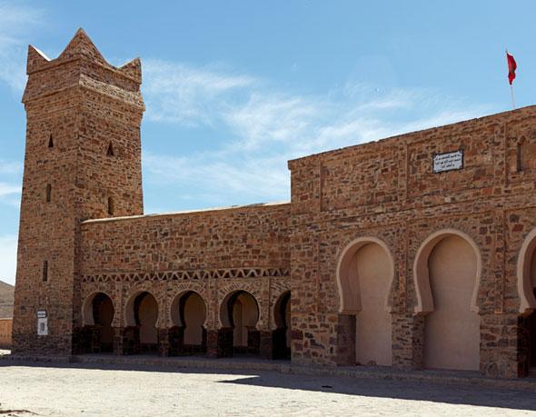 , Salima Naji au Aga Khan Award for Architecture : Préservation des Greniers du Sud Maroc
