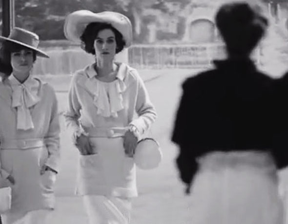 , Chanel Resort 2014 « Once Upon a Time » : Un Film de Karl Lagerfeld (video)