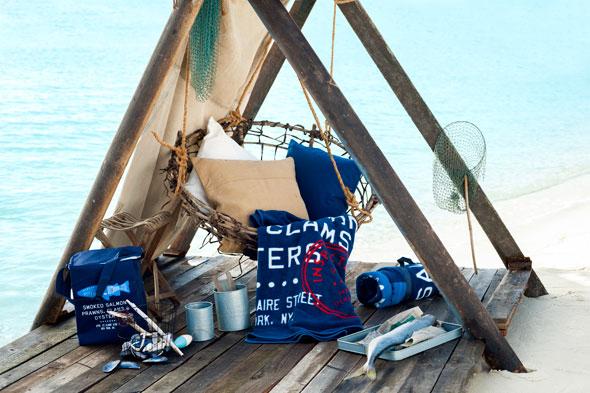 HM Home Maison Ete 2013 Pique-nique Bord de Mer