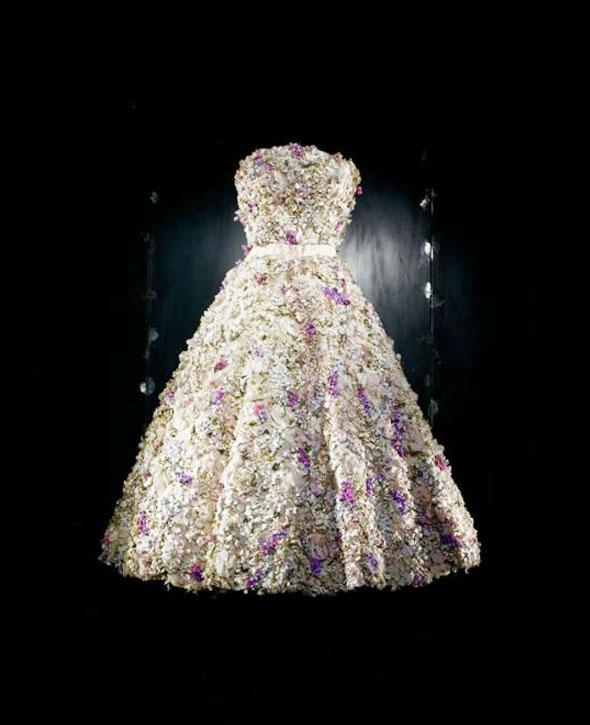 , L'Art du Jardin selon Dior au Grand Palais Paris