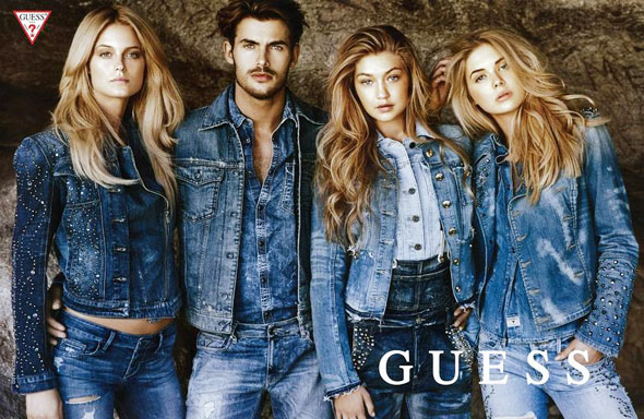 2-Guess-Jeans-Homme-Femme-FW-Hiver-2013-2014
