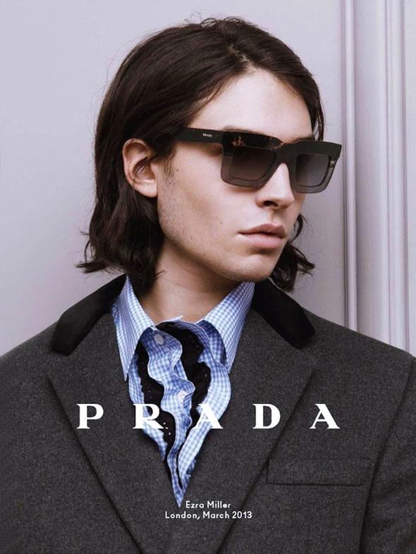 nouvelle collection lunette prada homme
