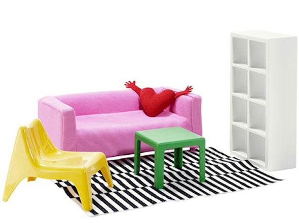 , Mobiler Ikea : Les Best-Sellers pour Maisons de Poupées