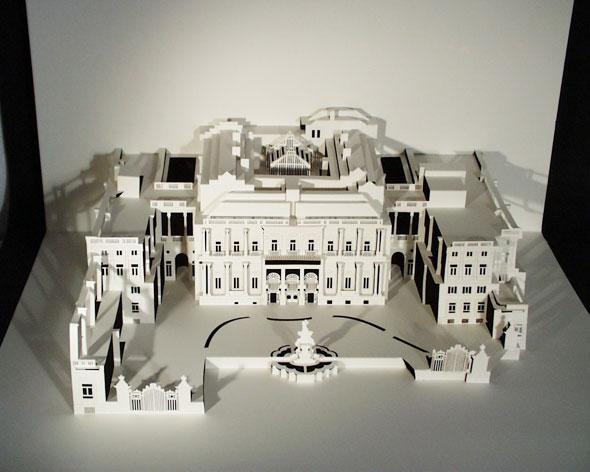 Assez Ingrid Siliakus : Monuments et Architecture en Papier - MaxiTendance MY14