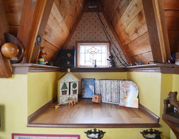 , Maison pour Enfants dans les Arbres par l'Architecte James Curvan