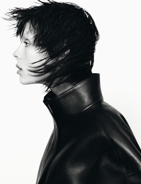, Jil Sander Femme Homme Hiver 2013 2014 : Campagne par David Sims