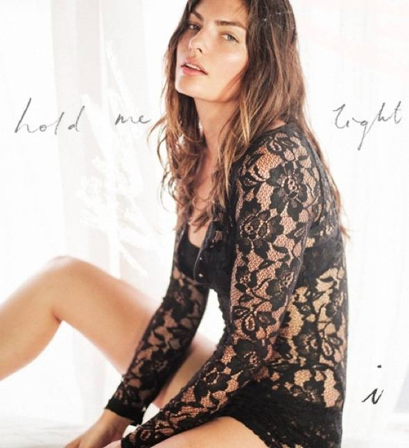 Free People fw Intimates Lingerie hiver 2013 05 - Free People Intimates Rentre 2013 : Lookbook Lingerie avec Alyssa Miller