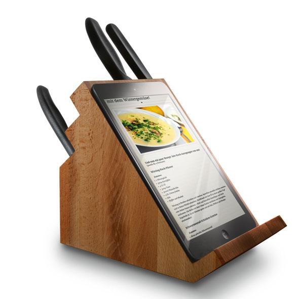 victorinox knife block : rangement de cuisine pour couteaux et
