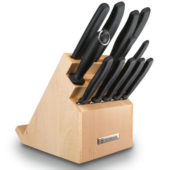 Couteau De Cuisine Avec Support