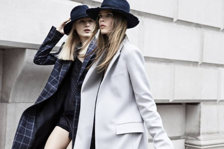 , Zara Femme Hiver 2013 2014 : Campagne «On the Street» à Londres