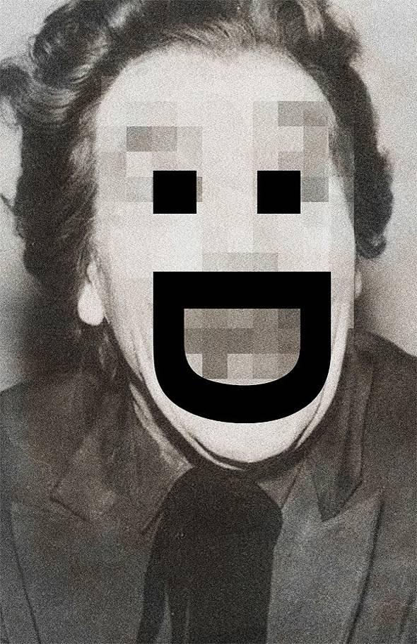 , The Bombshell Emoticon par Butcher Billy : Smileys et Célébrités