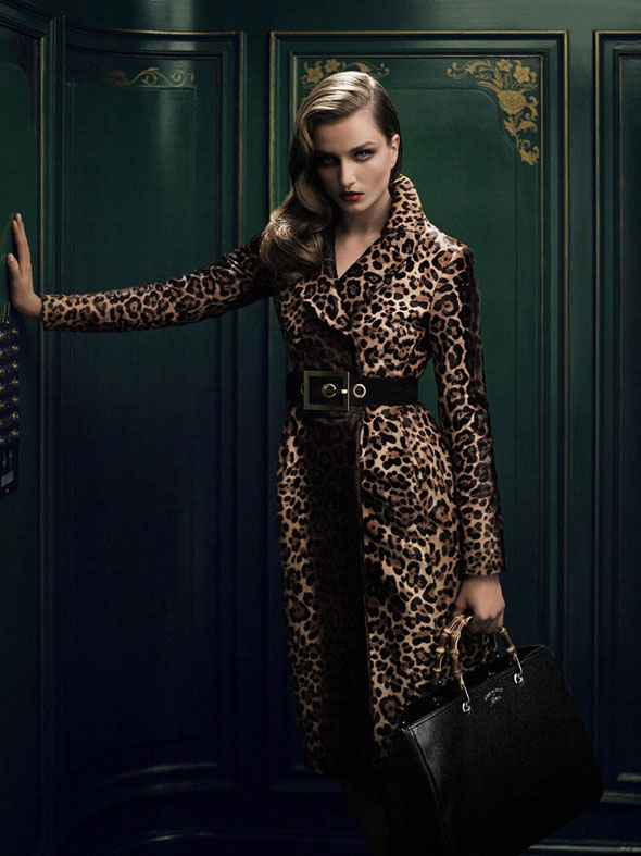 , Sacs Gucci Bamboo Shopper et Lady Lock : Campagne Hollywoodienne (video)