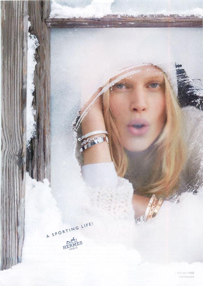 , Hermès Automne Hiver 2013 2014 : Toute la Campagne en Photos