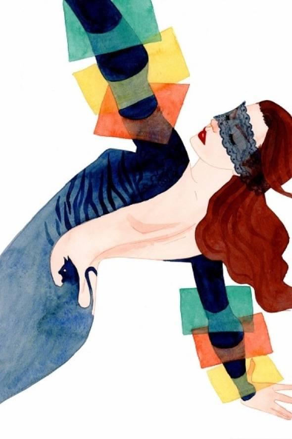 , Illustrations par Kevin Wada : X-Fashion, Super Heros de la Mode