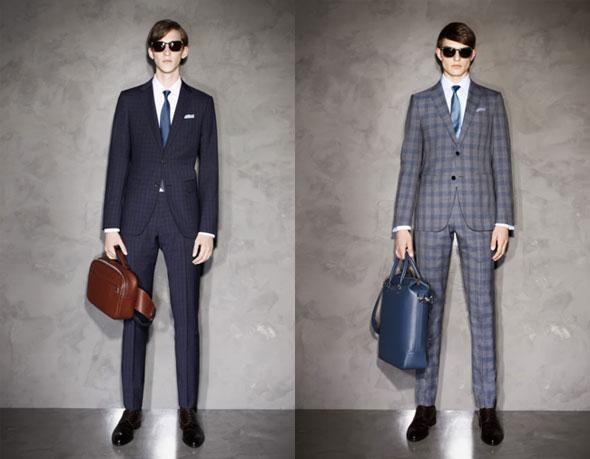 , Louis Vuitton Homme : Lookbook Printemps Ete 2014