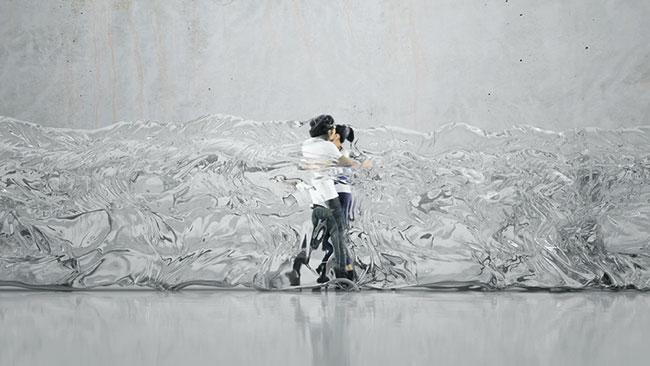 , Moment in Time par JL Design pour CCTV9 : Dynamique du Mouvement (video)