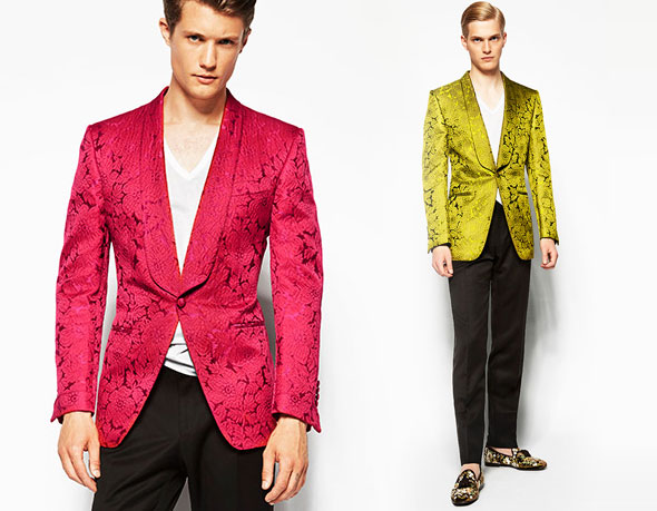 , Tom Ford Printemps Ete 2014 : Lookbook de l'Extravagance