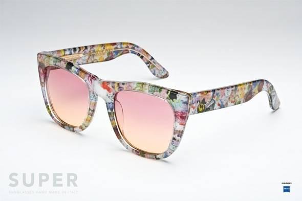 , Super Sunglasses x Hello Kitty : Lunettes de Soleil en Edition Girly