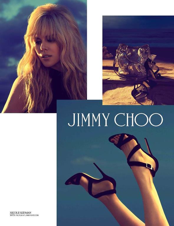 , Pub Jimmy Choo Cruise 2014 : Nicole Kidman en Brigitte Bardot (video)