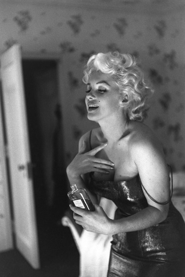 Chanel n5 Marilyn Monroe Edition 2013 3 - Parfum Chanel n°5 : Marilyn Monroe est de retour !