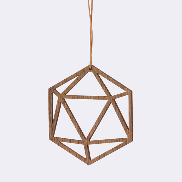 , Ferm Living Merry Christmas : Decoration Minimaliste pour Noel 2013