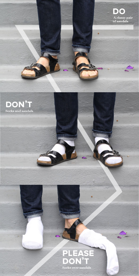 , 6 Styles Vestimentaires Homme à Suivre, à Eviter et à ne surtout pas faire (images)