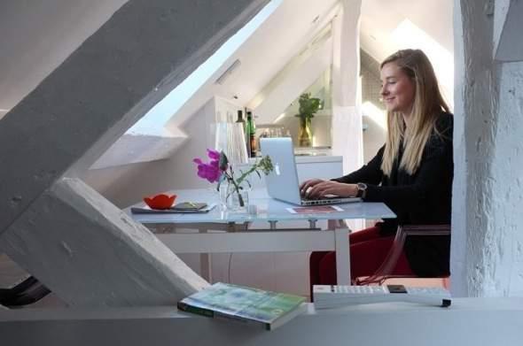 Sylvie Cahen Appartement Paris 16m2 Loft Living Pinterest