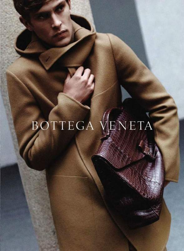 , Bottega Veneta Hiver 2013 2014 : Campagne Rétro par Ralph Gibson