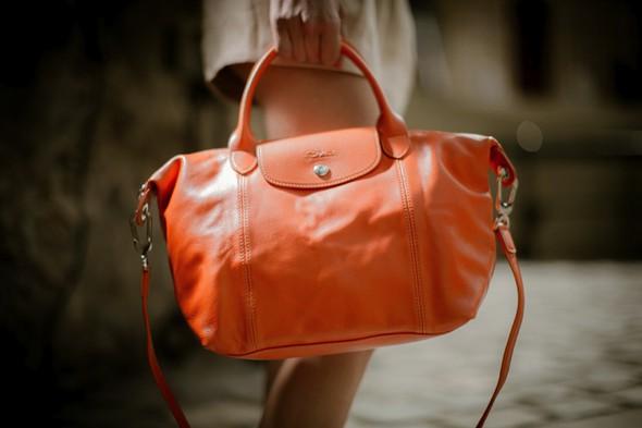 , Alexa Chung pour Longchamp Printemps Eté 2014 : Toute la Campagne