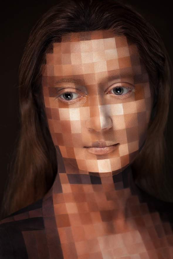 , Art of Face par Alexander Khokhlov : Maquillage 2D sur Photo Portraits (video)