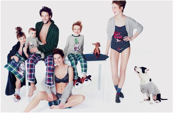 , Benetton Undercolors Hiver 2013 2014 : Collections Lingerie et Homewear