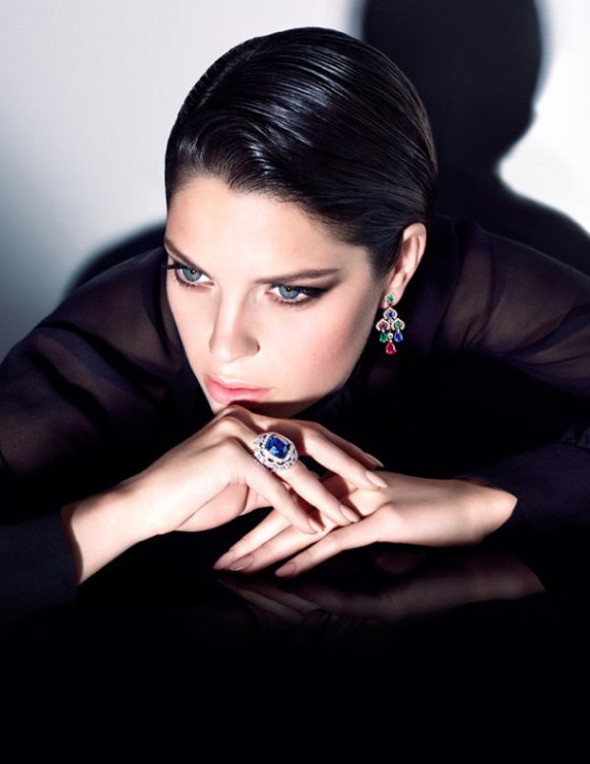 , Fabergé Joaillerie Hiver 2013 2014 : Campagne The Art of Colour (video)
