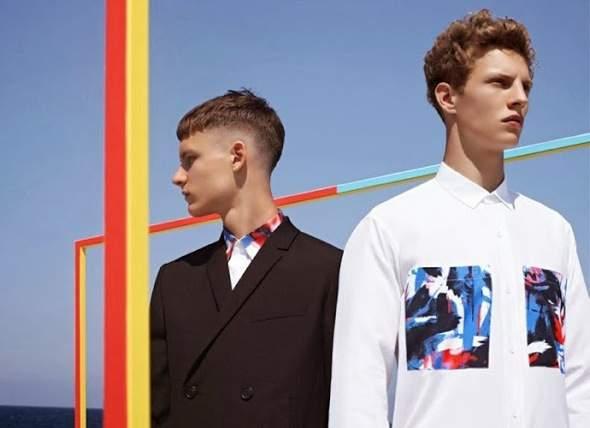 , Lookbook Dior Homme Printemps Ete 2014