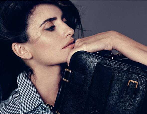 Campagne Sacs Cruz Loewe sign¨¦s Penelope \u0026amp; Monica