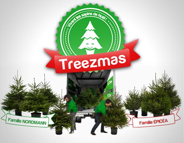 , Treezmas.com : N'Achetez Plus vos Sapins Louez Les ! (video)
