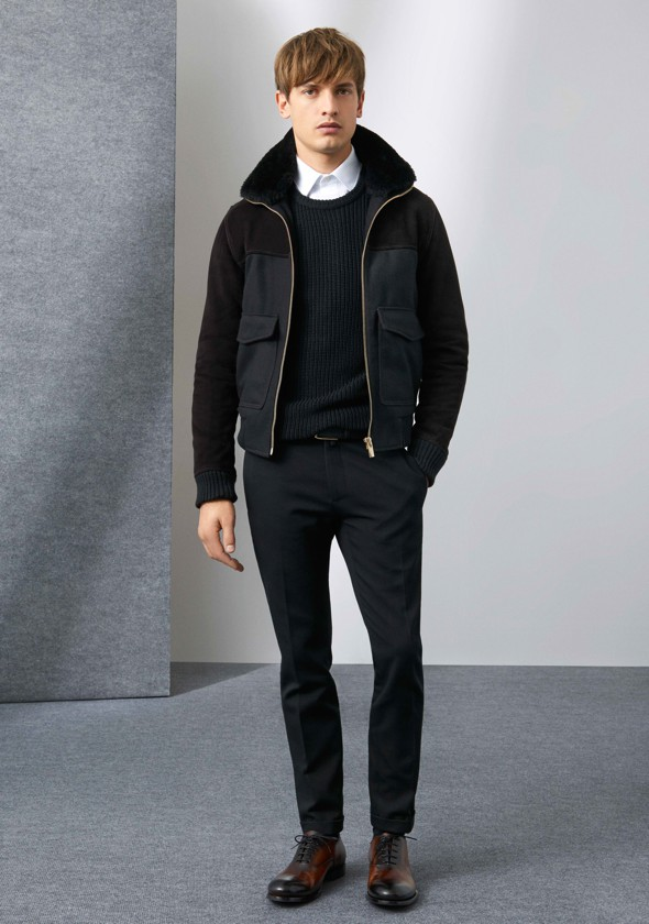 Zara,Men,Edition,Lookbook,Homme,Hiver,2013,2014,