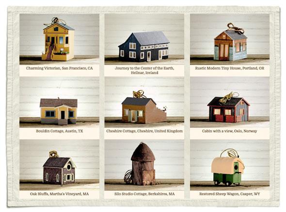 , Célèbres Maisons en Location Reproduites en Nichoirs pour Airbnb (video)