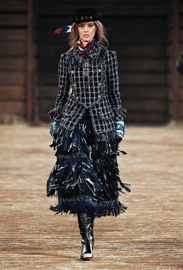 , Kristen Stewart Egérie Chanel Metiers d'Art Paris-Dallas
