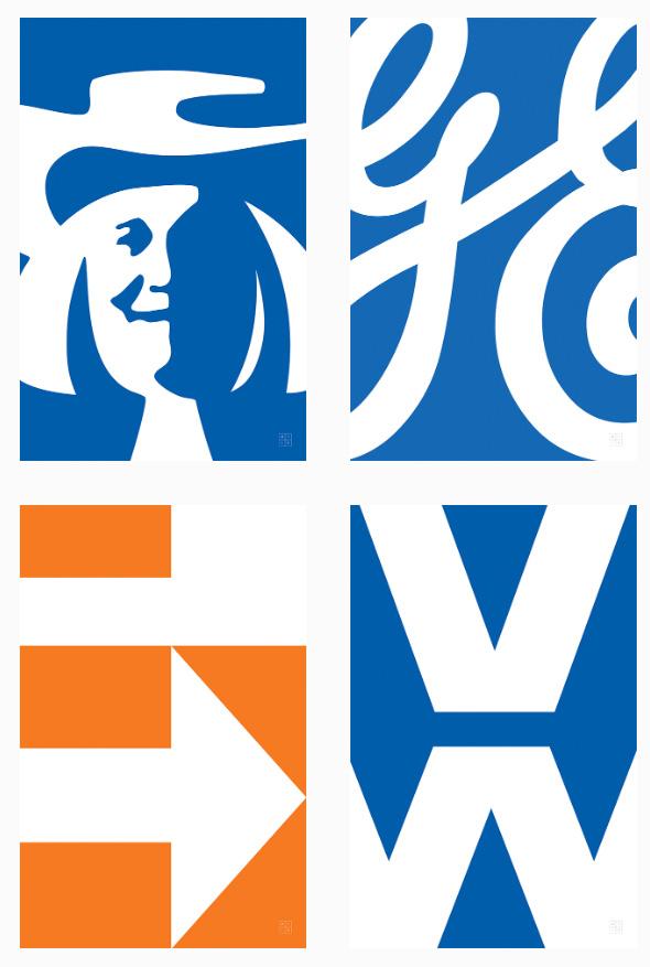, Make the Logo Bigger par Andrew Wendling : Stop au Logo bien Trop Gros