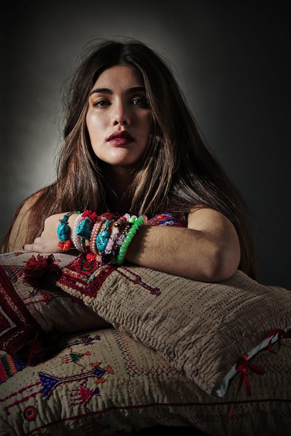 , Bijoux Nadia Dafri Printemps Ete 2014 : Une Collection «Ethnicolore»